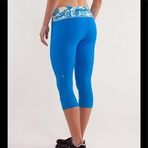lululemon athletica Pants - Lululemon Run for your Life Crop